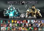 Mortal Kombat Deseption